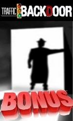 traffic backdoor bonus