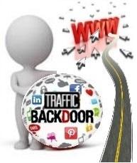 traffic backdoor instant visitors