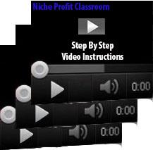 niche profit classroom core training