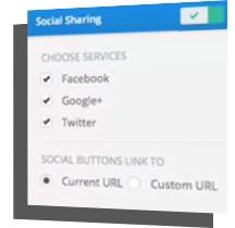 social sharing bonus