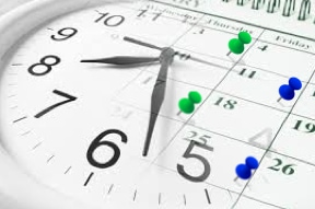 regular schedule posts