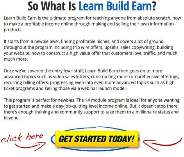 learn build earn mark ling