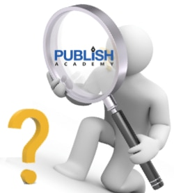 publish academy questions answers