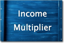 income multiplier