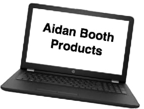 aidan booth products