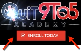 quit 9 to 5 academy mark ling
