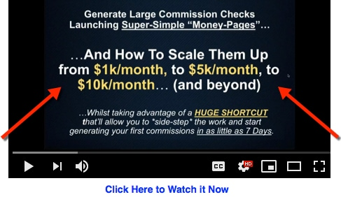 online affiliate marketing webinar