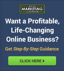 Online Marketing Classroom Online Business Box Inside