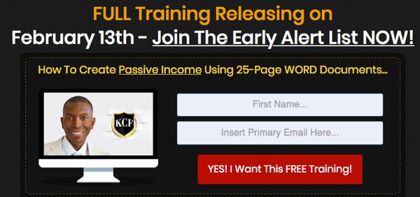 free training list