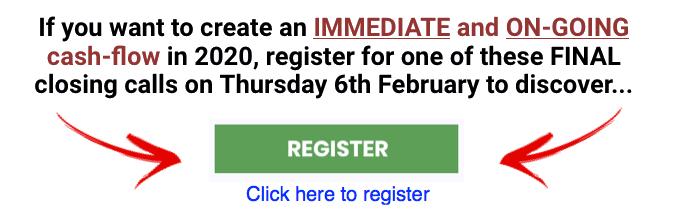 register for final calls