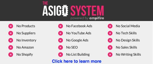 asigo system review and bonus