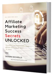 affiliate marketing success secrets unlocked